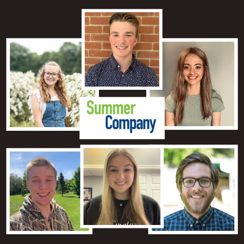 Participants - Summer Company